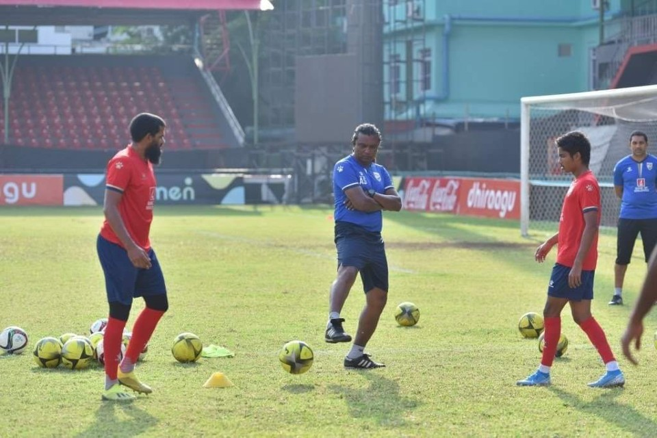 COVID Pandemic: Maldives FA Starts National Team Training