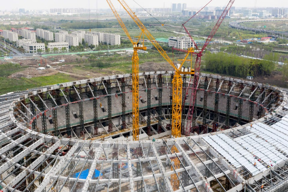 China Constructing Six New Arenas For AFC Asian Cup 2023