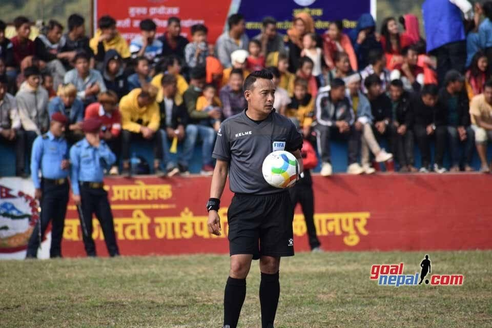 FIFA Referee Shrawan Lama Needs Surgery To Treat His Troubled Knee