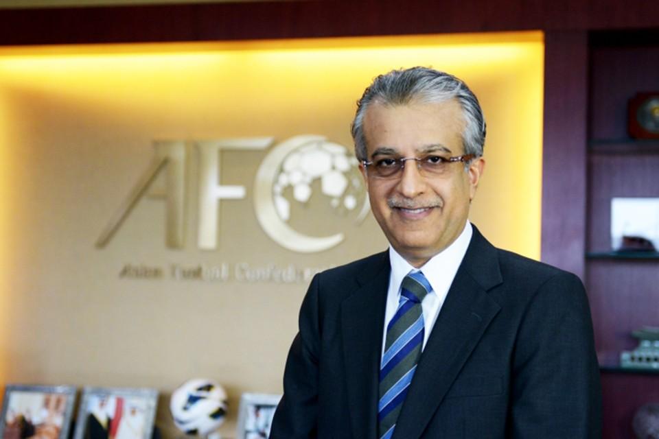 AFC Prez Shaikh Salman Underlines Importance Of Partnerships