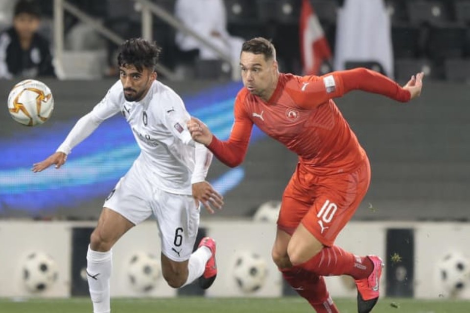 COVID Pandemic: League Resumes In Qatar