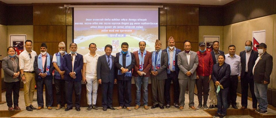 ANFA Welcomes Newly Reappointed NSC Member Secy