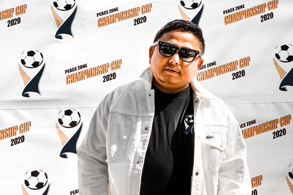 USA: Meet Billa Angdembay Who Spends Thousands Of Dollars To Host Football Tournament !
