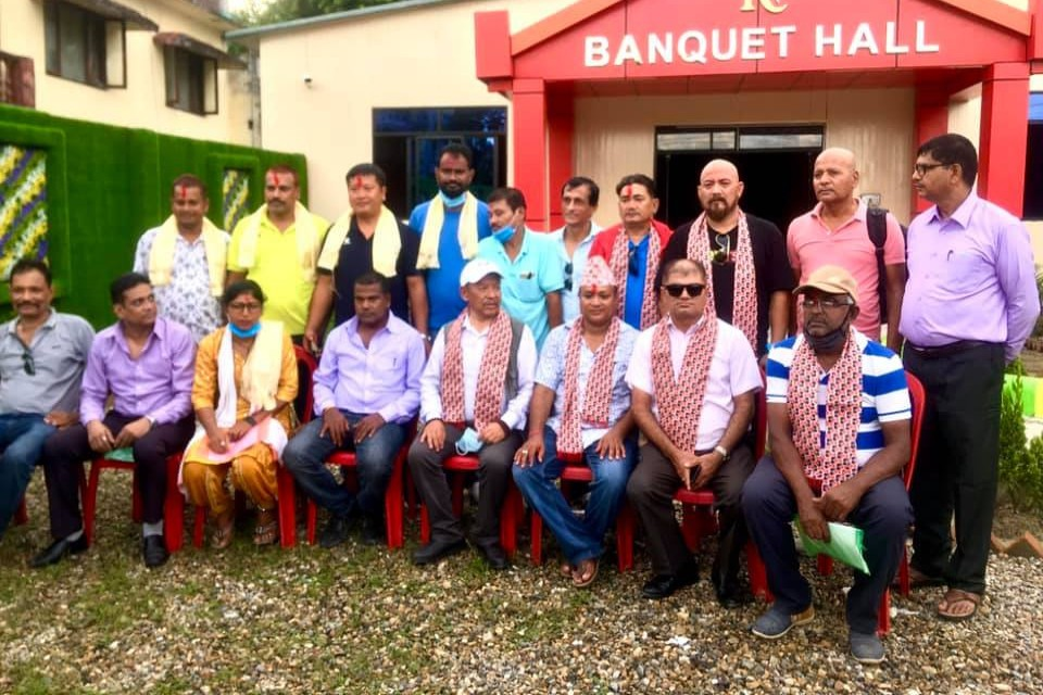 Rautahat: Nepal Karki Heads Province 2 Football Association