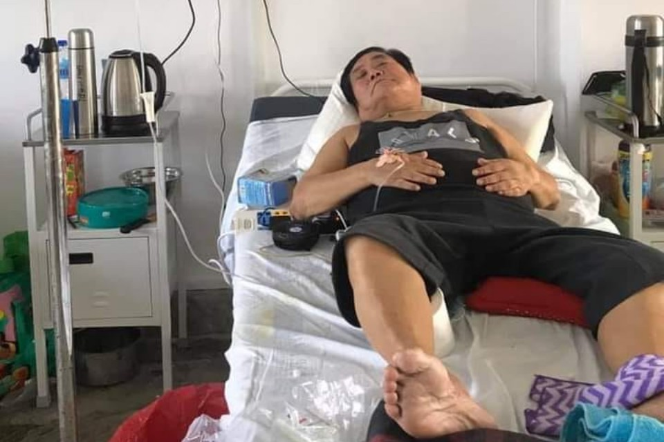 Respected Football Administrator Dilip Rai & TSC Player Nirajan Maharjan Recover From Coronavirus