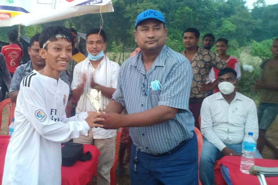 Siraha: Ward Number Six Enters Final Of Gol Bazar Inter Ward Championship