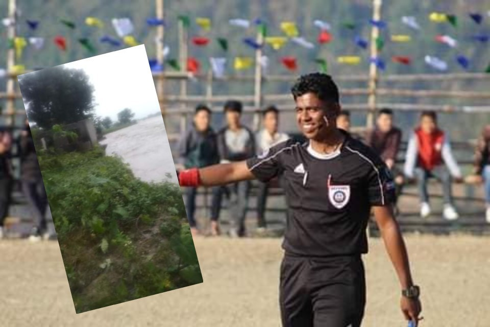 Nepal Football Referee Association Supports Two Referees With NRs 50,000 Cash Each