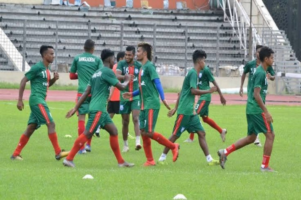 Bangladesh Starts Training For Nepal Friendly Series