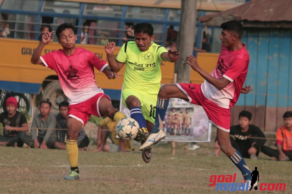 Udayapur: Buddha Union Club Beats Sunakhari In 1st Belaka Champions League