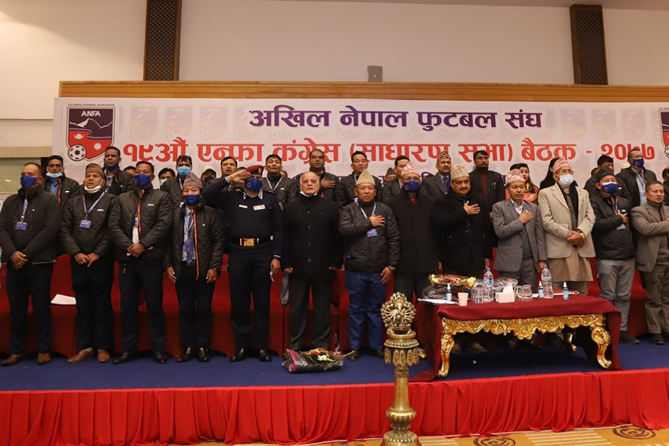 19th Congress Of ANFA Concluded; Various Decisions Ratified
