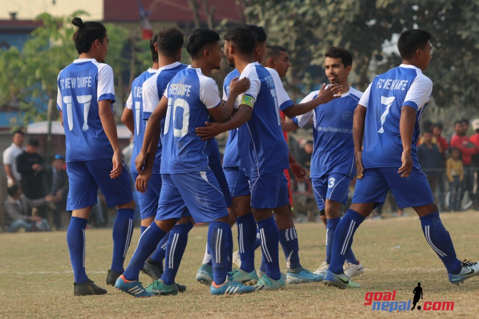 Banke: New Danphe Enters Final Of Late Sujata Rai Adhikari Memorial Cup