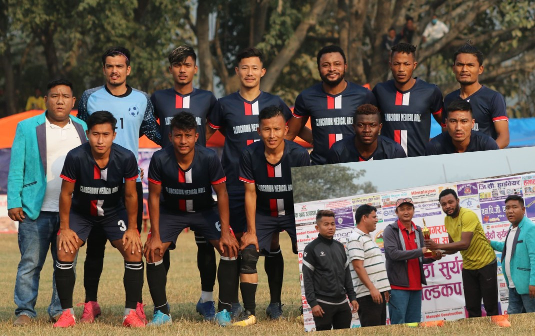 6th Suryanagar Gold Cup: Lekhnath United Kaski Enters Final
