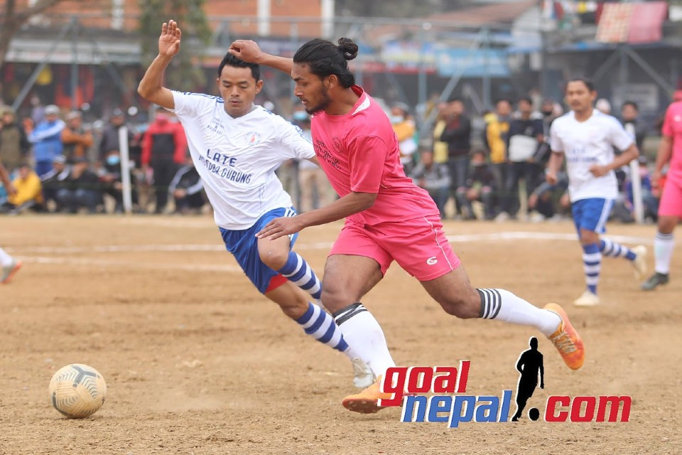 Kaski: Chauthe FC, Bajhapatan, M12 Enter Quarterfinals Of 4th Biren Memorial, 14th BT Cup