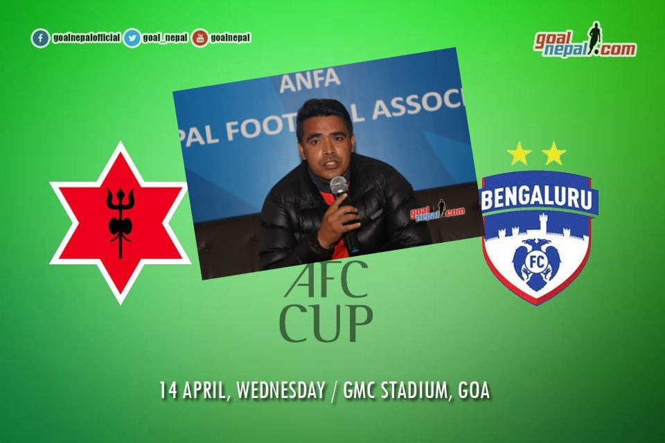 TAFC Coach Nabin Neupane - We Are Ready For The Tough Challenge Against Bengaluru FC