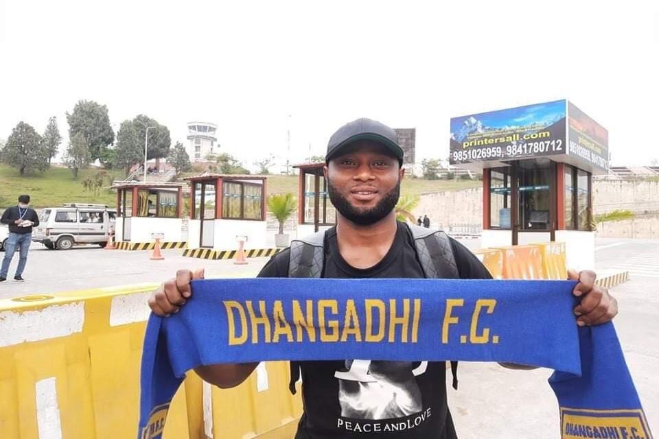 Dhangadhi FC Ropes In Former MMC Striker Olawale