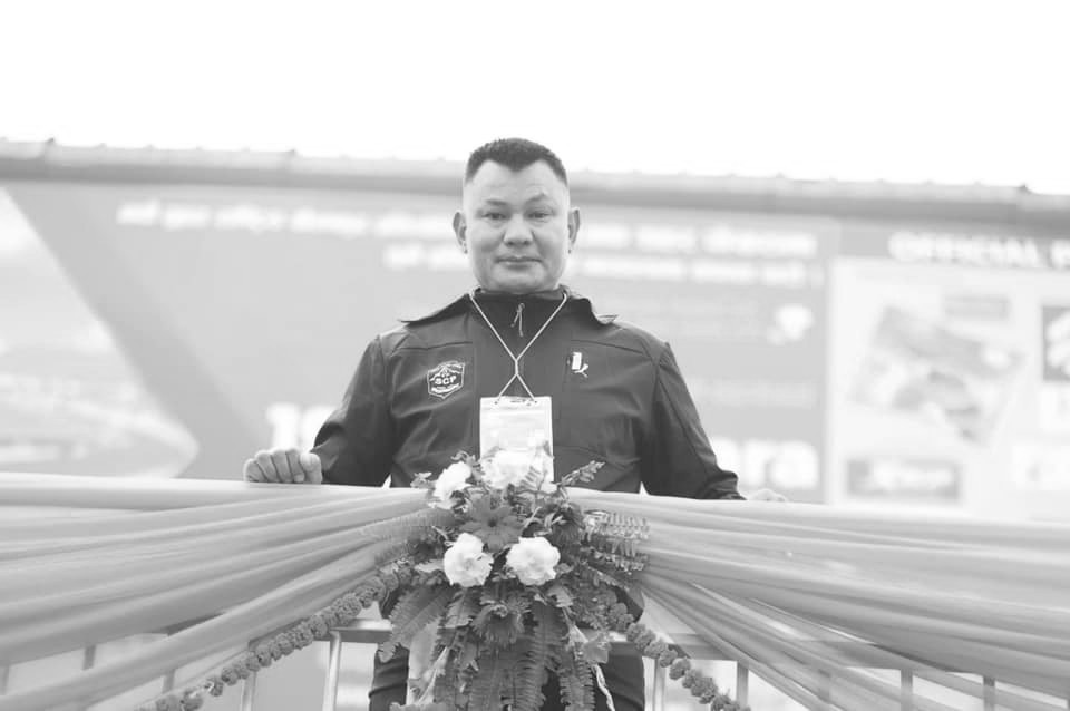 Former National Player & AFC A Licensed Coach Bill Tamang Passes Away