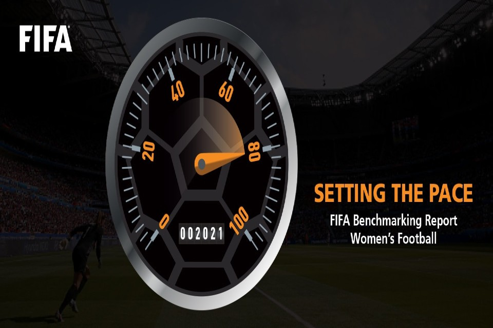 FIFA Publishes First-ever Comprehensive Analysis Of The Elite Women's Football Landscape