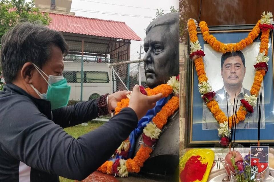 ANFA Marks 6th Death Anniversary Of Former Acting President Lalit Krishna Shrestha