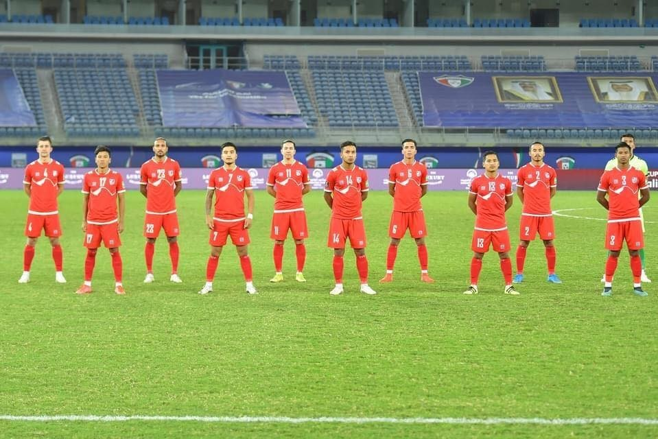 Nepal Qualifies For AFC Asian Cup Qualifiers !