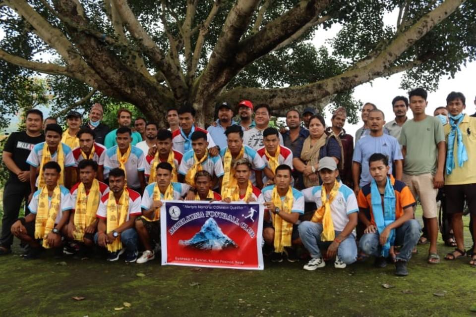 C Division League Qualifiers: Mehelkuna FC, Surkhet Off To Kathmandu