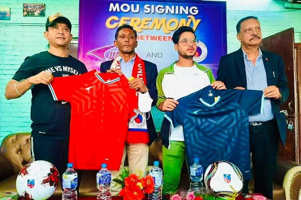 Friends Club Signs Kit Sponsorship Deal With UCAN