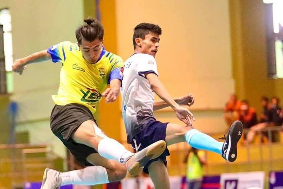 National Futsal League: Sabin Memorial FC & Sankhamul Futsal Register Win