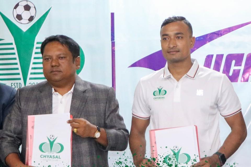 Former Nepal Skipper Biraj Maharjan Joins Chyasal Youth Club