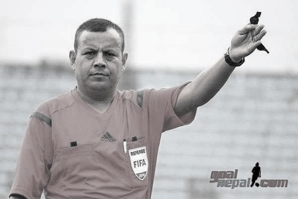 Former FIFA Referee Laba Khatri Passes Away