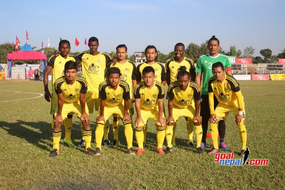Jhapa: Rupandehi XI Beats Morang XI To Enter QFs In Satasi Gold Cup