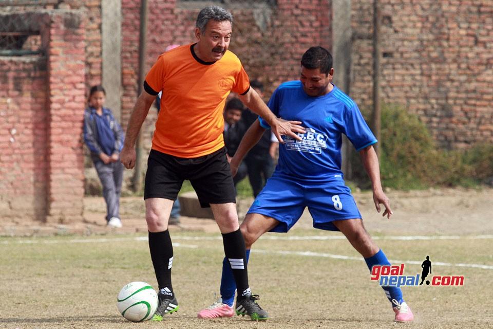 Ruslan Jawalakhel Veterans Championship Kicks Off