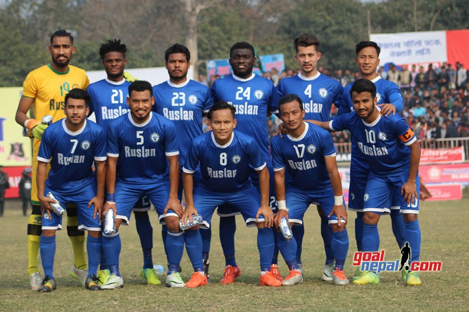 Ruslan 9th Simara Gold Cup Final: Three Star Vs Nepal Army