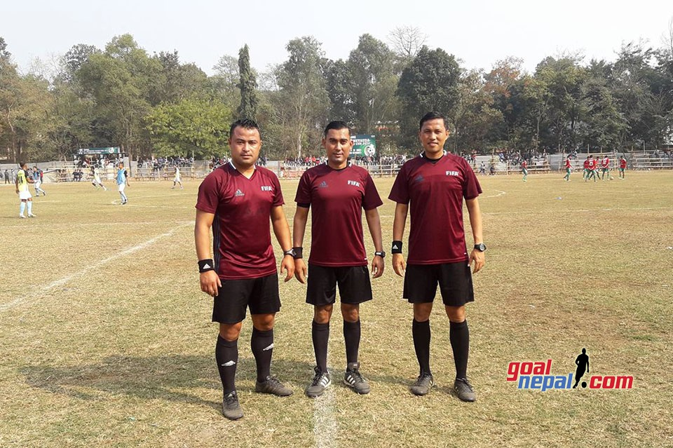 3rd Hetauda Gold Cup SF: MMC Vs Nepal Army