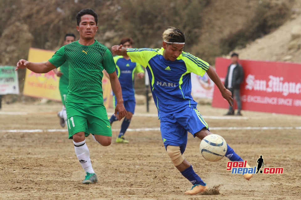 5th Gorkhali Running Shield - Day 4