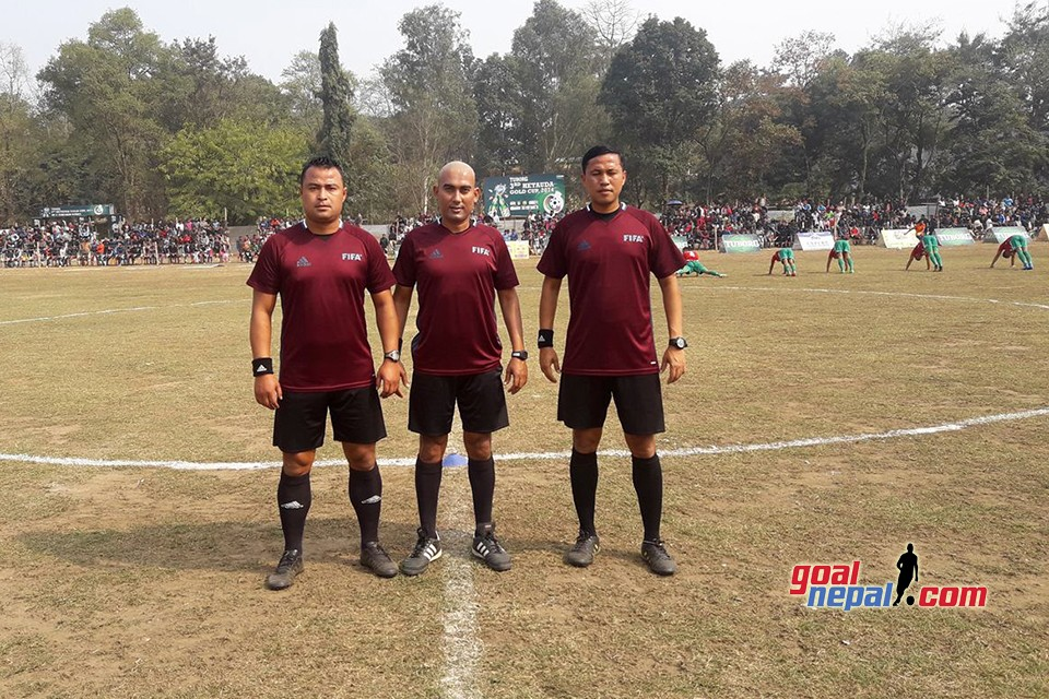 3rd Hetauda Gold Cup Final: Nepal Army vs Nepal Police Club