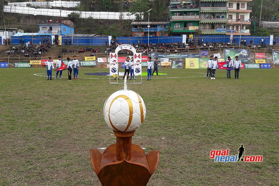 4th Mai Valley Gold Cup Kicks Off