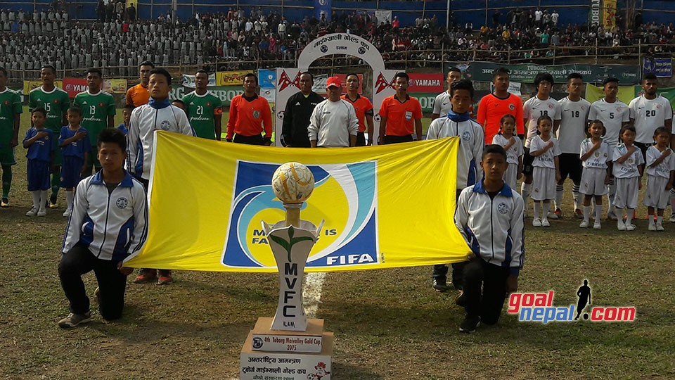 4th Mai Valley Gold Cup: USFC Vs Nepal Army