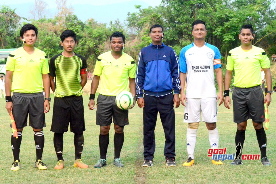 Rupandehi: Pharsatikar FC Enters SFs Of Sarawal Rural Municipality Knockout Championship