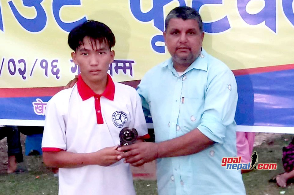 Nawalparasi: Bhairav FC Enters SFs Of Sarawal Rural Municipality Cup