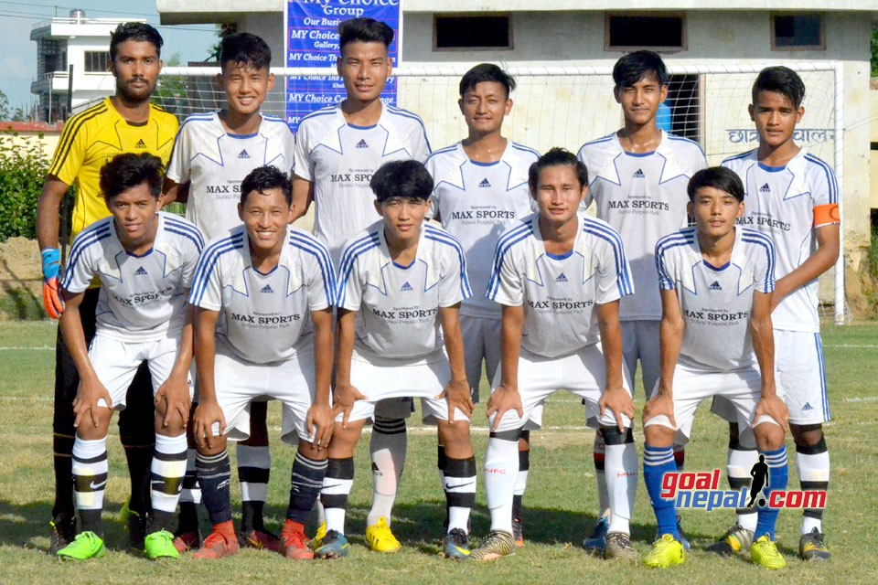 18th Lisnu Cup : Bhairav FC Vs Jharana Sports Club