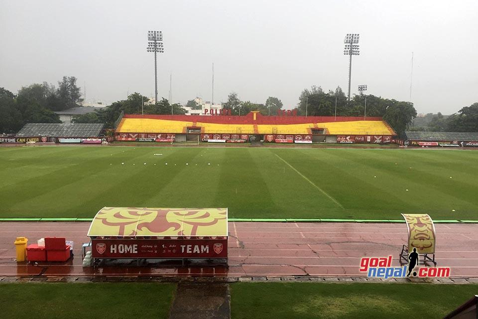 Nepal U23 Vs Police Tero FC