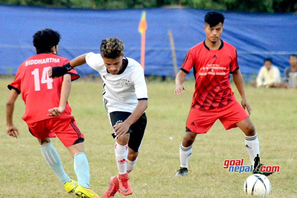 Photo Gallery : Fulbari Guys Enters SFs Of 6th Chadani Cup
