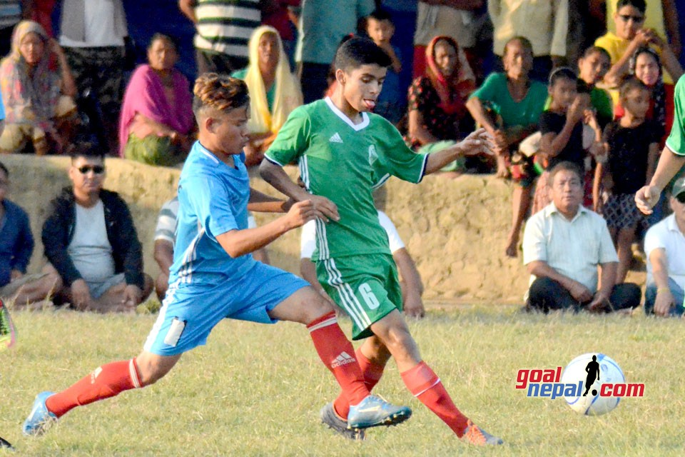 Photo Gallery : Gorkha Boys Enters Final Of 6th Chadani Cup