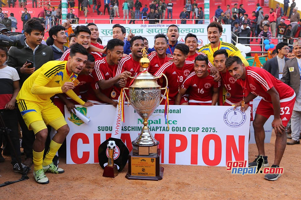 Nepal Ice Far West Khaptad Gold Cup FINAL: Ruslan TSC Vs NPC