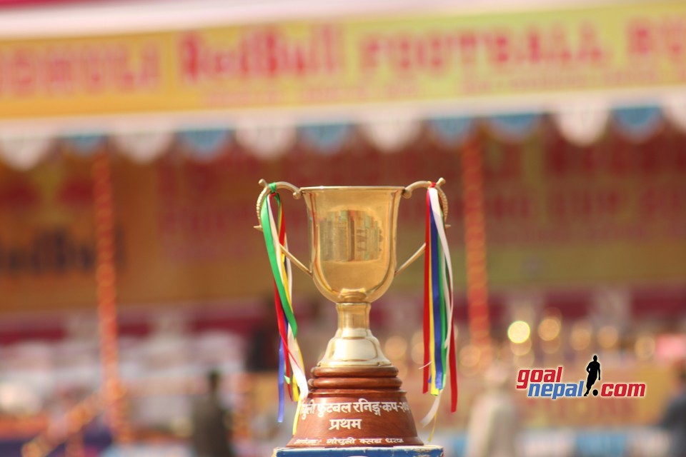 Sunsari: Dharan 17 Wins Title Of Godhuli Cup