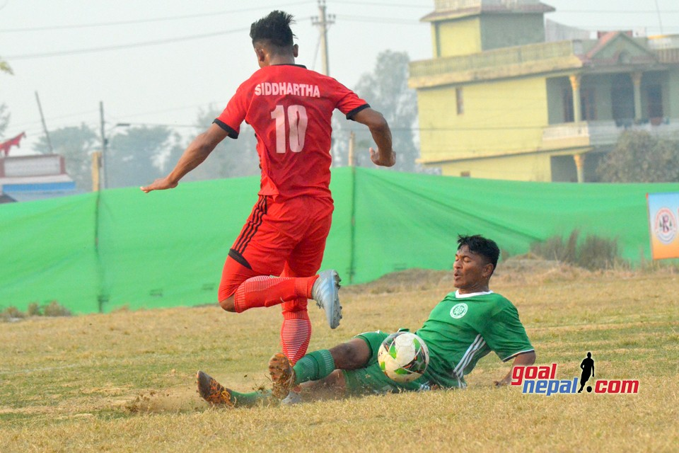 Photo Gallery : Siddhartha Club Enters QFs Of 6th Pharsatikar Cup
