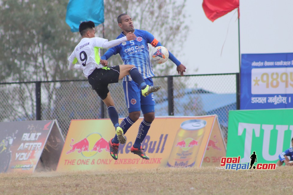 21st Redbull Budha Subba Gold Cup SF: Hosts Dharan FC Vs Sankata Club
