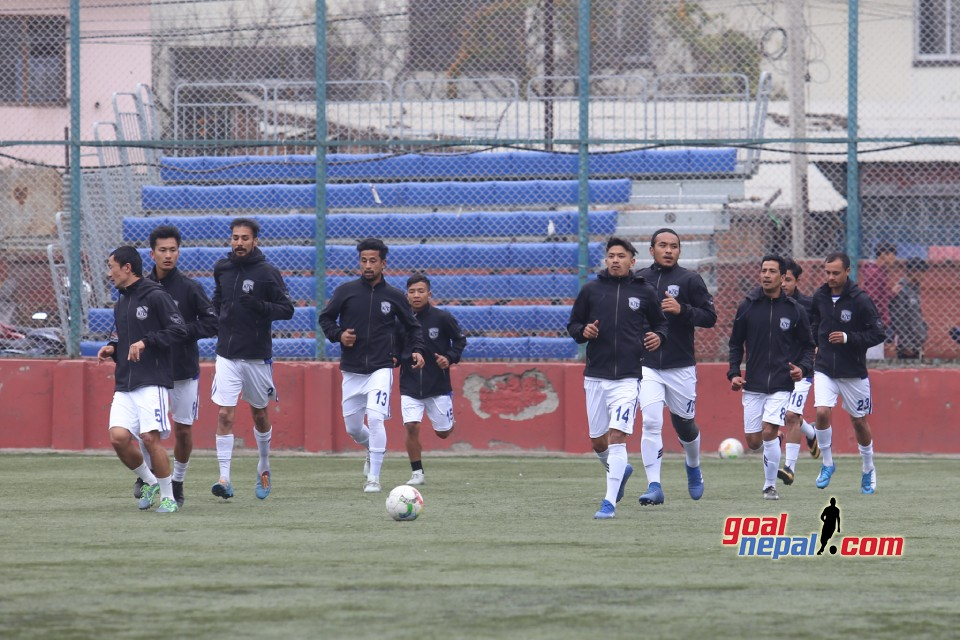 Martyrs' Memorial 'B' Division League : Tusal Youth Club Vs Khumaltar Yuba Club