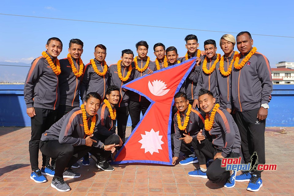 ANFA U21 Are Off To Guwahati, India