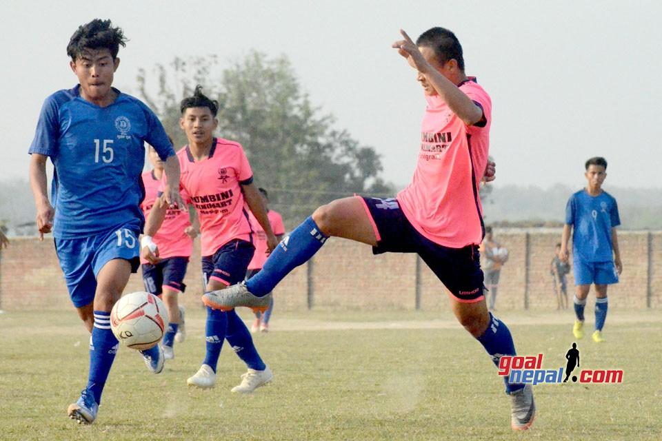 9th Nawayuwa Cup : Jharana Sports 1-0 Nawalparasi XI
