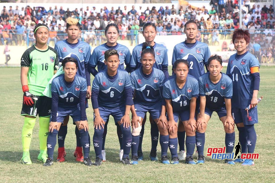 SAFF Women's Championship: Nepal Vs India